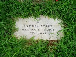 Sgt Samuel Smith