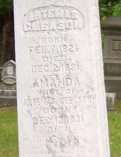 Amanda Gleason