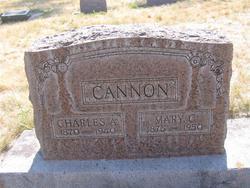 Mary C <i>Stockham</i> Cannon
