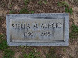 Stella M. Achord