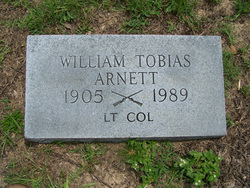 William Tobias Arnett