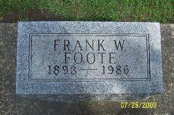 Frank W Foote