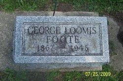 George Loomis Foote