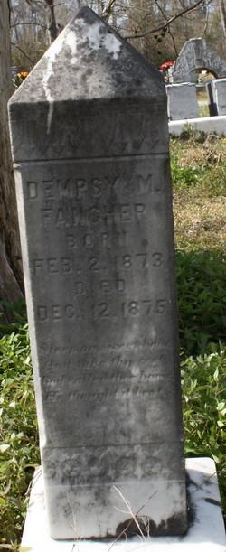 Dempsy M. Fancher
