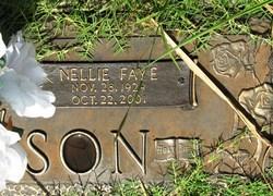 Nellie Faye Thompson