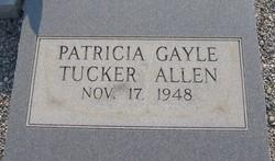 Patricia Gayle <i>Tucker</i> Allen