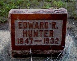 Edward Railton Hunter