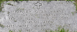 Stanley Olaf Haave