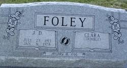 Clara <i>Trimble</i> Foley