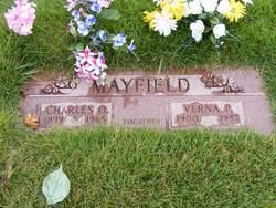 Verna Pearl <i>Pellett</i> Mayfield