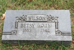 Betsy Wilson