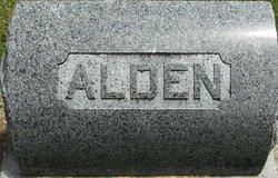 Bertha <i>Knodle</i> Alden