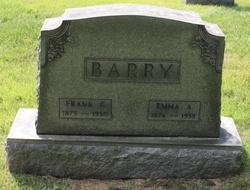Emma Alice <i>Shedd</i> Barry