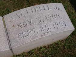 John Waller Pixlee, Jr