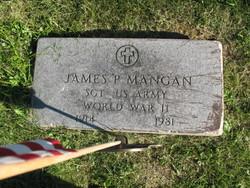James P Mangan