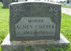 Agnes <i>Szymanski</i> Gmerek