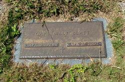 Carl Billy Blatt