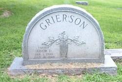 Adair D. Grierson