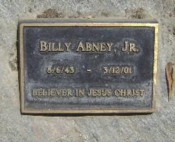 Billy Abney, Jr
