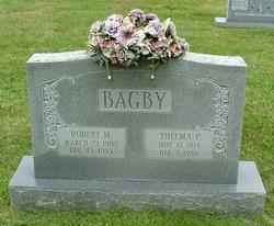 Thelma <i>Pleasants</i> Bagby