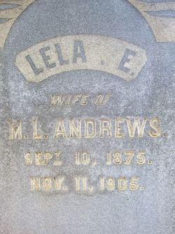 Lela E. Andrews