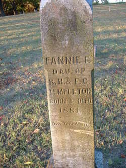 Fannie F. Templeton