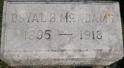 Doyal B. McAdams