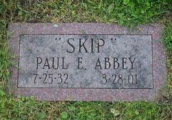 Paul E Skip Abbey