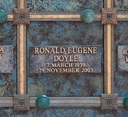 Ronald Eugene Doyle