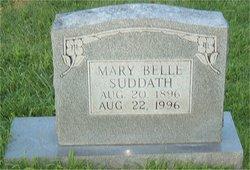 Mary Belle <i>Blair</i> Suddath