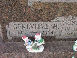 Genevieve May Geny <i>Bainbridge</i> Williamson