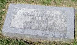 Thomas Lonsdale Ferguson Allen