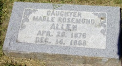 Mabel Rosemond Allen