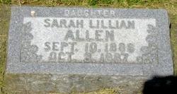 Sarah Lillian Allen