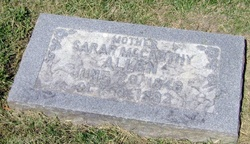 Sarah Rankin <i>McCarthy</i> Allen