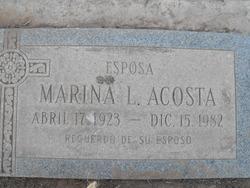 Merina L Acosta