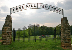 Canehill Cemetery