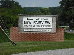 New Fairview Church Cemetery