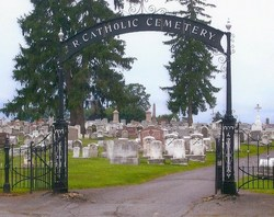 Most Blessed Sacrament Church Cemetery