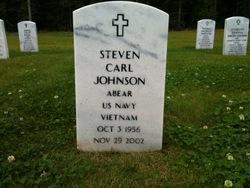 Steven Carl Johnson