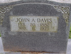 John Alexander Davis