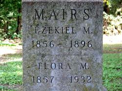 Ezekiel M Mairs
