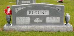 Hazel <i>Walters</i> Blount