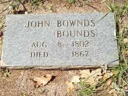 John Bownds