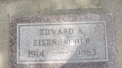 Edward A. Eisenbacher