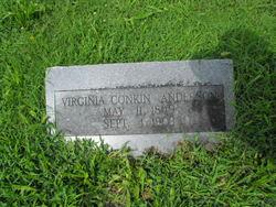 Virginia <i>Comer</i> Conkin