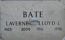 Laverne <i>Frederick</i> Bate