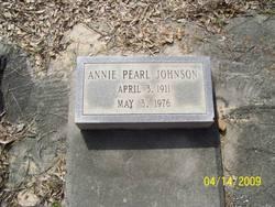 Annie Pearl Johnson