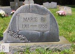 Marie Pearl Blackwelder
