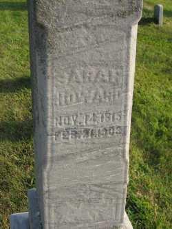 Sarah <i>Sulgrove</i> Howard